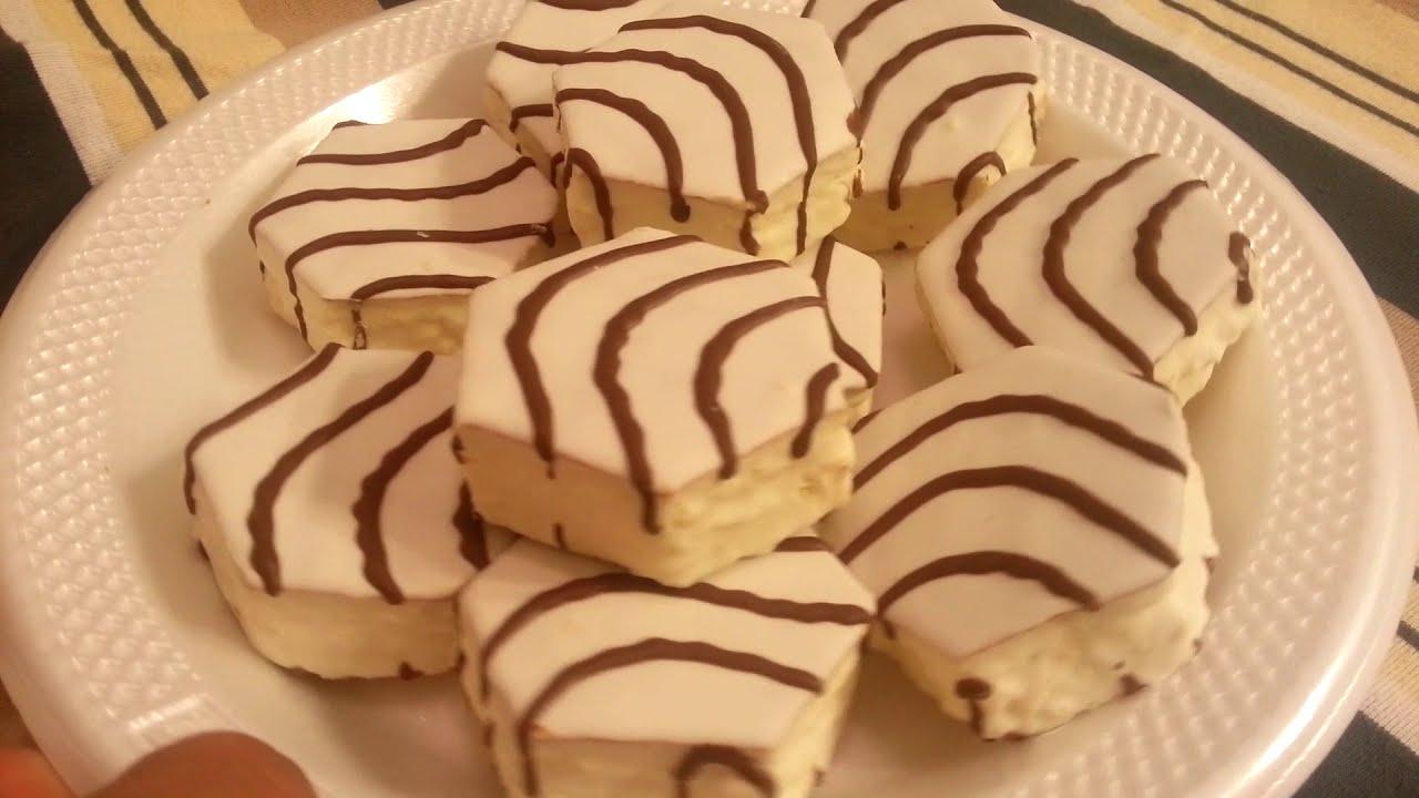 How To Make Zebra Cakes Little Debbie
