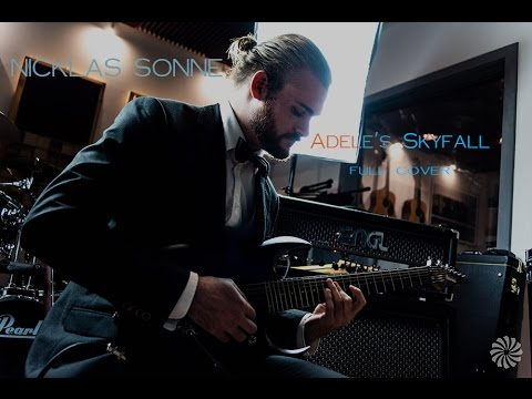 ADELE - SKYFALL (James Bond) - full cover