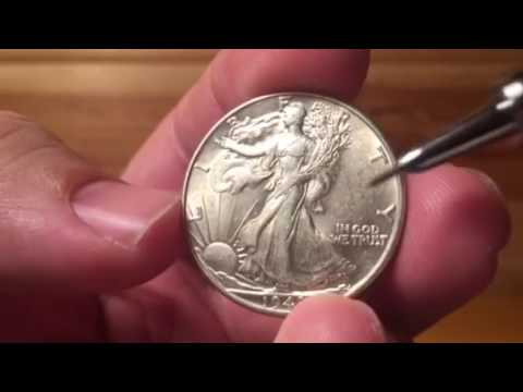 BACK TO BASICS - How to Distinguish an About Uncirculated Grade to a Mint State Coin