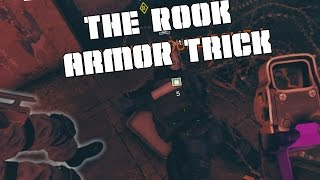 Video The Rook Armor Trick - Rainbow Six Siege Highlights download MP3, 3GP, MP4, WEBM, AVI, FLV April 2018