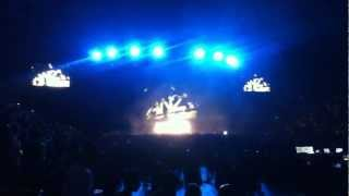 Swedish House Mafia ONE LAST TOUR Montreal Intro by AN21 PART 2