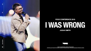 Judah Smith — VOUS Conference 2019: I Was Wrong