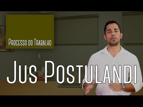 O Jus Postulandi do Jovem Aprendiz maior de 16 e menor de 18 anos