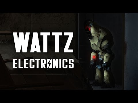 The Full Story of Wattz Consumer Electronics - Fallout 4 Lore
