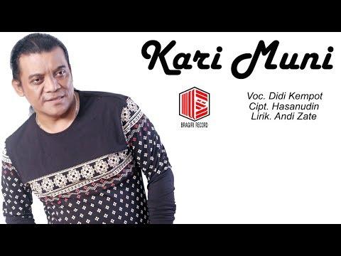 Free download lagu Didi Kempot - Kari Muni [OFFICIAL] Mp3 terbaru