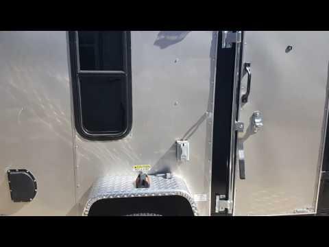 My cargo trailer camper conversion  part 1