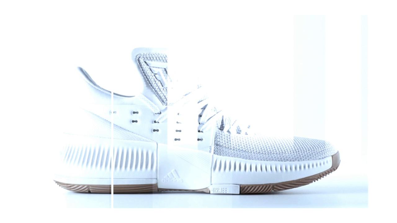 best sneakers 88770 29653 adidas Lillard 3