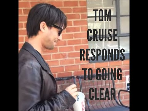 Tom Cruise's OFFICIAL Response to HBO's GOING CLEAR
