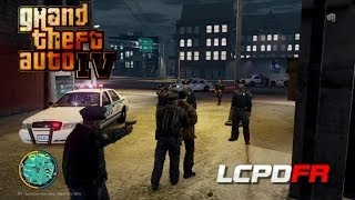 GTA IV LCPDFR 1.0C - TRAFFIC STOP