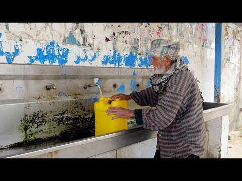 Dying of Thirst in Gaza