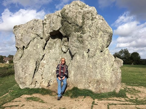 Exploration Of Megalithic Avebury In England