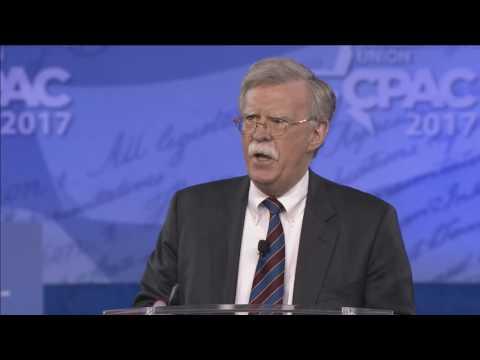 CPAC 2017 - Ambassador John Bolton