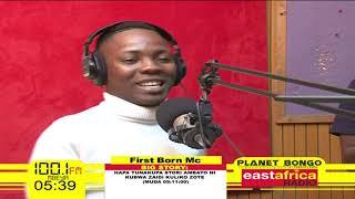 Dakika 10 Za Maangamizi - Fisrt Born Mc | Planet Bongo