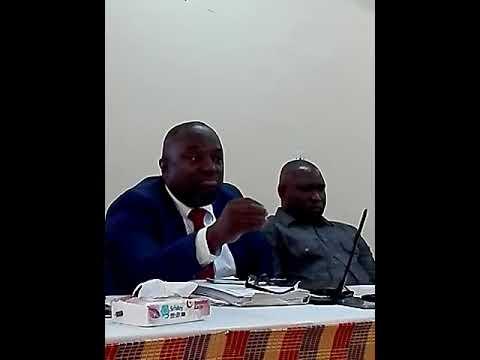 Dr Ahipeaud Martiale parle de son arrestation au Canada