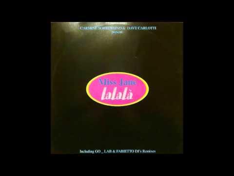 Miss Jane - LaLaLa (Go_Lab Radio Mix) | Katokari