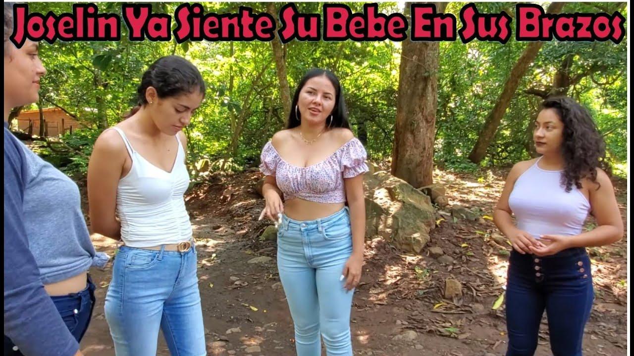-Joselin Cuando Hablan De Bebitos Ya Sueña Con Su Bebita En Sus Brazos😍-