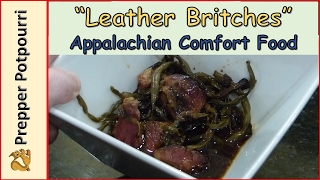 Leather Britches -- Appalachian Comfort food