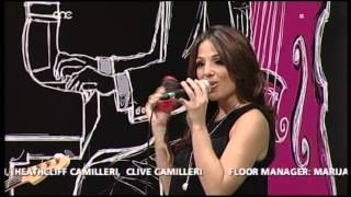 Ira Losco & Band - Me Luv U Long Time on Ilsien In-Nisa
