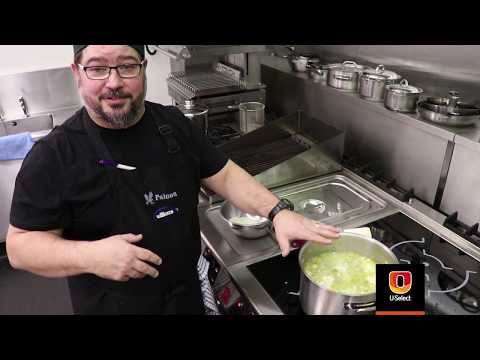 Using Induction With Falcon Foodservice Development Chef Shaune Hall