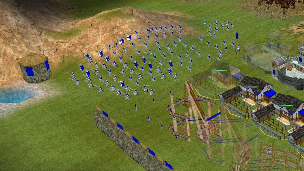 Empire Earth - 1v1 GAMEPLAY - YouTube