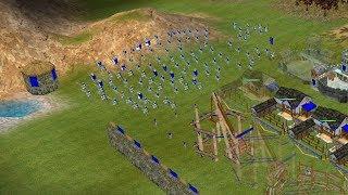 Empire Earth - 1v1 GAMEPLAY