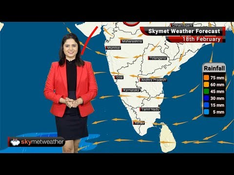 Weather Forecast For Feb 18: Rain Expected In Jammu And Kashmir, Air Quality In Delhi Deteriorates