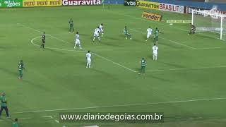 Veja os melhores momentos de Goiás 1 x 0 Juventude - Campeonato Brasileiro Série B