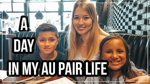 A DAY IN MY LIFE | Au Pair in Seattle | au pair vlog #60