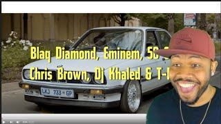 South African Producer Remixes Blaq Diamond with Eminem, 50 Cent, Chris Brown & T Pain!! | TFLA