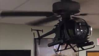 AMAZING Helicopter Fan   Do You Want This?