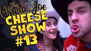 Red, White, and BLEU! (O&J Cheese Show - #13)