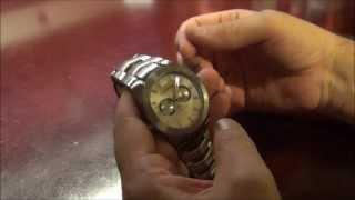Why do I wear my watch upside down?