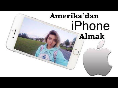 Amerika'dan Iphone Alırken Dikkat Edilmesi Gerekenler !