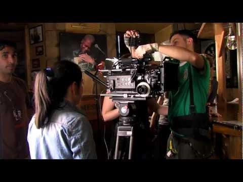 Curso de Cine. Making Of Cortometrajes Escuela TAI