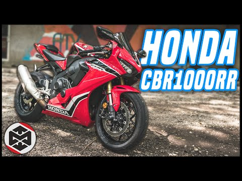 First Ride On The Honda CBR1000RR