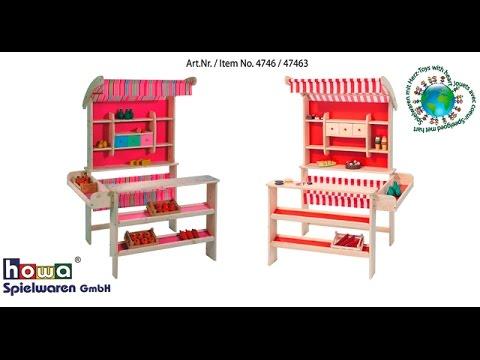 howa ® montageanleitung kaufladen, art.nr.4746/3 assembly,