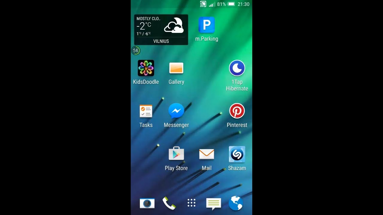 How to Manually Set Up APN Internet Settings HTC One