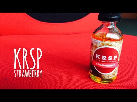 KRSP Strawberry Review