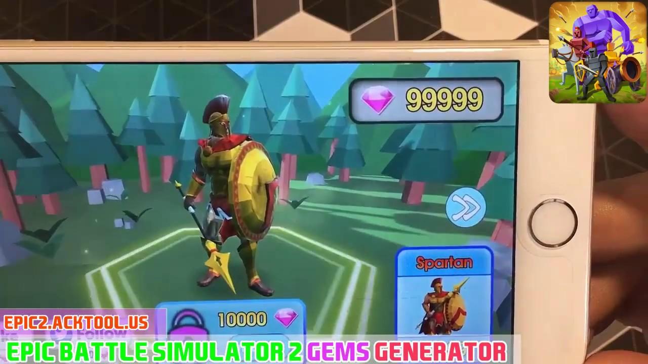 epic battle simulator 2 mod apk free download