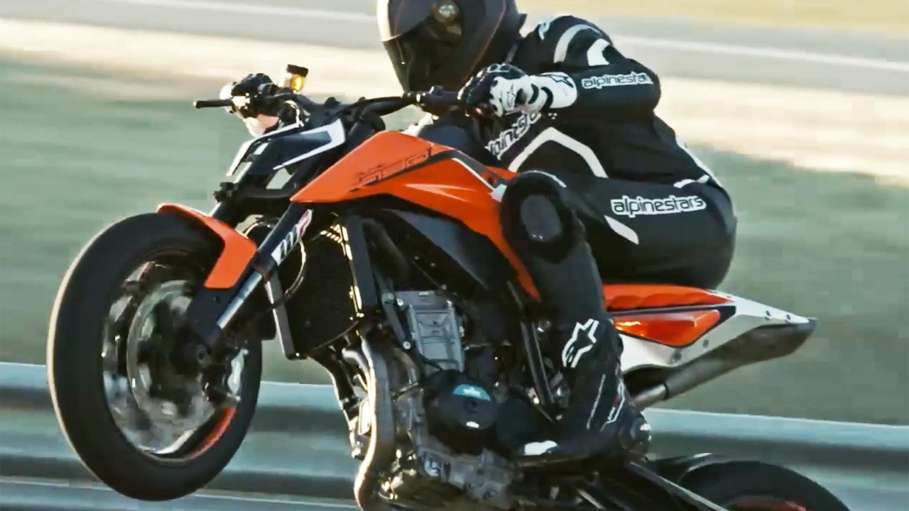 model 2017 new bike ktm 790 duke prototype unveiled 2018 eicma