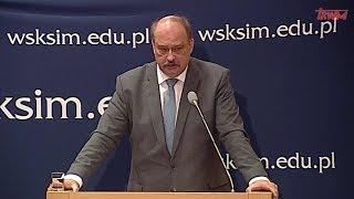 Prof. Wojciech Polak - Rola Kościoła w historii narodu polskiego