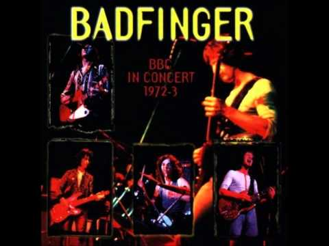 Badfinger Feelin' Alright Live 1972 and VERY RARE