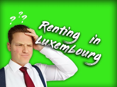 Renting For Expats In Luxembourg ENGLISH