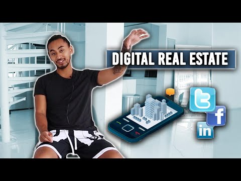 Why You Need to Invest In Digital Real Estate – Rene Lacad