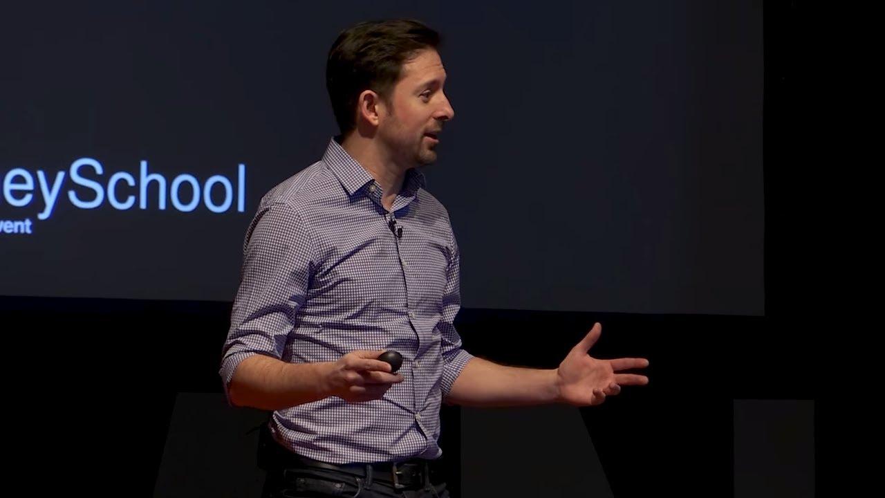 How to be Engaged in a Distracted World | Steve Aguirre | TEDxRanneySchool