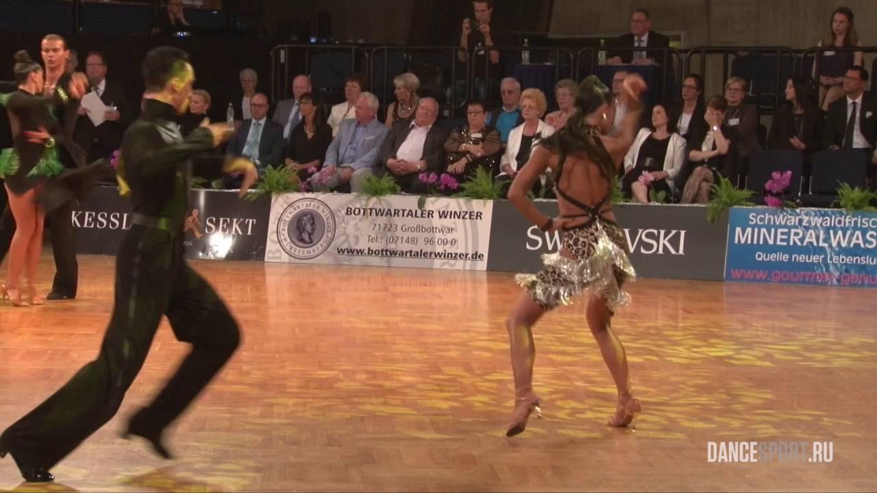 Ilya Gavrikov - Karina Yusupova, RUS, 1/2 Rumba - YouTube