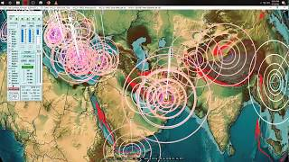 9/07/2018 -- Seismic Warnings for Pacific now issued -- MULTIPLE large events expected next 8 days