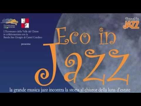 Eco in Jazz: concerto Tre+RobertoCecchetto 13.07.2016