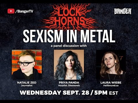 Sexism in Metal Panel Discussion | LOCK HORNS episode thumbnail