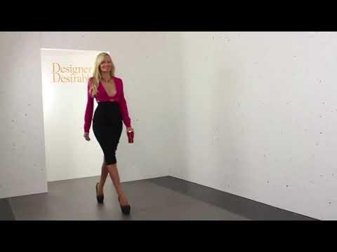 Set đồ hở ngực độc đáo ● Shop quần áo thời trang tại Châu Âu